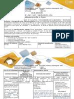 Guía de Actividades y Rubrica de Evaluación -Fase 4 Experimentación Activa (1)