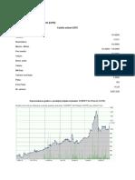 Informatii financiare