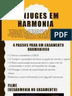 Conjuges Em Harmonia