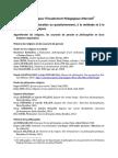 Philosophie et A©thique - sA©lection bibliographique des DA©partements de Philosophie des UniversitA (ressource 11868)