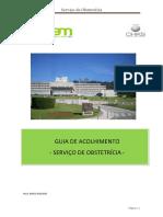 ULSALTO MINHO Obstetricia GuiaAcolhimento