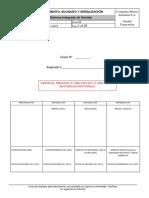 DC115 Aislamiento, Bloqueo y Señalización