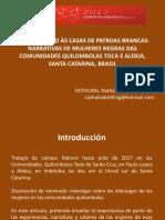 Presentación Nathália RAM 2017