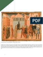 Sallay, Dipinti senesi, Accademia Dei Rozzi XIV 28 2008