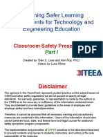ITEEA SafetyPresentation 2014 Part1