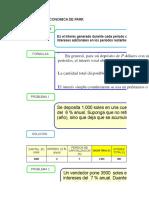 Ing. Park Ingenieria Economica s Interes Simple y Compuesto