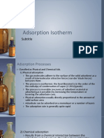 Adsorption Isotherm HL