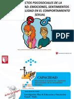 Aspectos Psicosociales de La Sexualidad