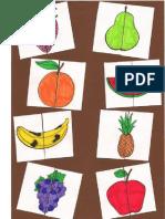 Ropecabesa de Frutas