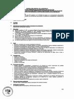 Convocatoria CAS 167-2018