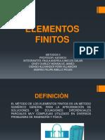 Elementos Finitos (1)