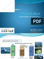 Tema 5. Recurso Agua -2