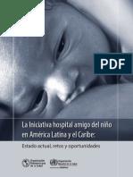 La Iniciativa Hospital Amigo Del Niño en América Latina