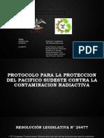 Protocolo Para La Proteccion Del Pacifico Sudeste Contra Kkk