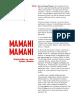 mamani-biografia