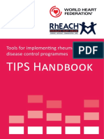 Tips Handbook World Heart Federation Rheach