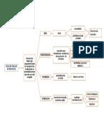 Mapa Ciclo de Vida de Un Proyecto