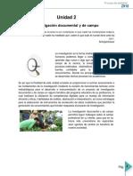 Investigacion Documental Unidad 2