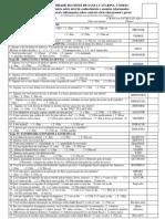 Questionário - Nível de Conhecimento e Assuntos Relacionados a Saúde Bucal