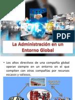 2.Entorno Global- Etica