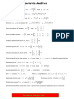 Geo Analítica- Prof Maykon Pires