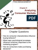 Ch.5. Consumer Behavior