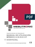 Detector de Metal Tipo Metron 05 D_00_es