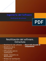 Reutilización Software