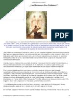 ¿Los Mormones Son Cristianos_.pdf