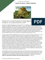 El Espíritu de Nimrod - Misterio Babilonia.pdf