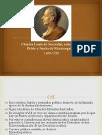 25. Montesquieu