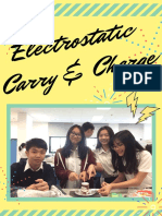 electrostatic carry   charge