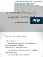 Aula - Tumores Ósseos da Coluna Vertebral