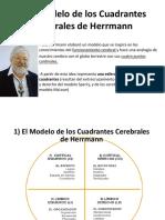 1) El Modelo de Los Cuadrantes Cerebrales de hermman