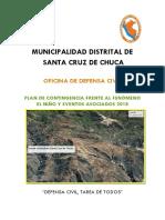Plan de Contingencia Santa Cruz de Chuca