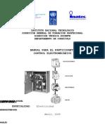 Manual de Control Electromeco