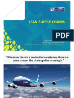 Lean Supply Chain MMEM 18