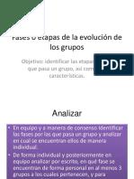 5 Fasesdelaevolucindelosgrupos 120207113501 Phpapp01
