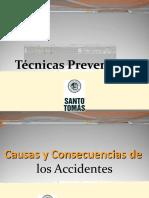 Clase 3 - Desarrollo de Tecnicas Preventivas