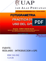 P1. USO DEL GPS