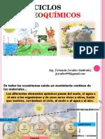 Ciclos Bio Geoquimicos