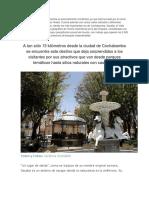 El Departamento de Cochabamba