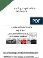 Nanotecnología Aplicada en La Minería Iba