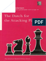 Chess Op - Dutch for Attack (Pedersen)