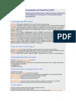 10 Herramientas de PowerPoint 2007