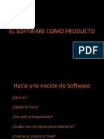 Software Producto