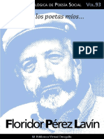 Cuaderno de Poesia Critica n 093 Floridor Perez