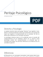 PERITAJE PSICOLOGICO 1