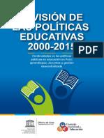 Politicas educativas