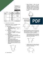 Biologia 01 - Carbohidratos y Lipidos